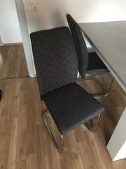 Esstisch inkl. Stühle
