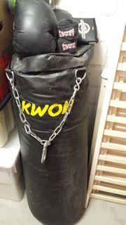 Boxsack von KWON +