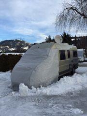 Winterisolierung für Wohnmobil