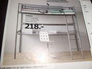 Hochbett Svärta von Ikea