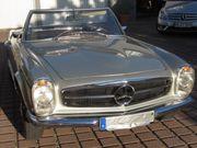 Mercedes 230 SL zum Restaurieren
