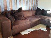 Candy Couch mit Ottomane 4