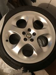 Alfa Romeo 17 Zoll Felgen