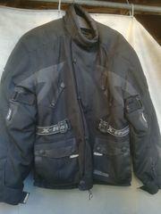 Motorrad Jacke X-Race Gr XL