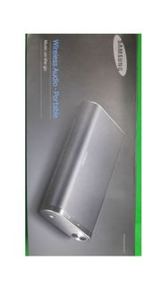 Soundbox Audiolautsprecher Samsung