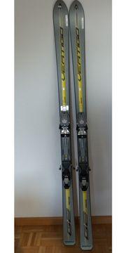 Völkl-Carving-Skier