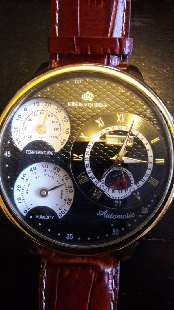 Kings & Queen Tempmaster » Uhren