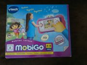 Mobigo Pink + Spiele +