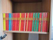 Donald Duck Taschenbuchreihe von 1975-1998