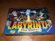 Labyrinth das Duell Spiel