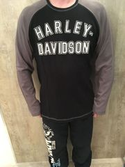 Harley Davidsion Langarmshirt Größe M