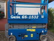 Scherenarbeitsbühne-Hebebühne Genie GS1532