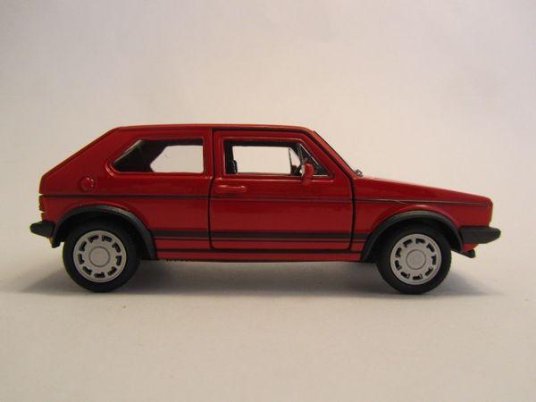 VW GOLF 1 GTI NEU