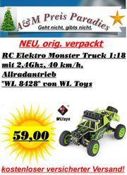RC Elektro Monster Truck 1