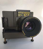 Götschmann G67P Diaprojektor