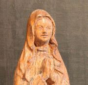 Geweihte Marienstatue aus Lourdes