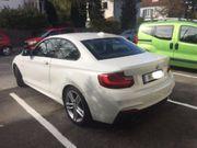 BMW 218d Coupe M Sportpaket
