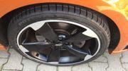 4x original Audi Rotorfelgen incl