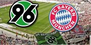 2 Tickets Hannover 96 - Bayern