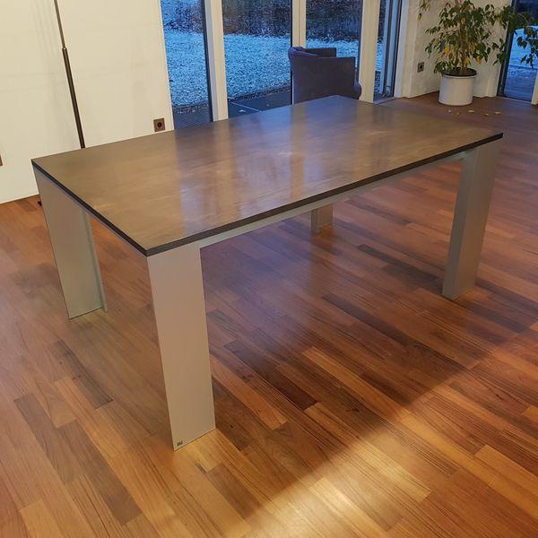 Holzplatte massiv kaufen latest glastisch mit drehbarer - Cocobolo tisch ...