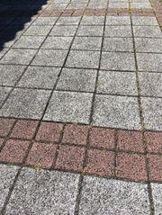 Pflastersteine Steine für Hofeinfahrt Stellplatz