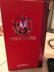 motorola Moto Z2 Play Lunar