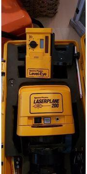 Spectra Physicks Laserplane 200 gebraucht