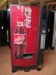 Getränkeautomat, Coca Cola,