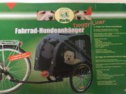 Karlie Hunde-Fahrradanhänger Doggy Liner