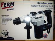 Ferm Bohrhammer neu