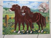 Ravensburger Flokati Puzzle Pferde 250
