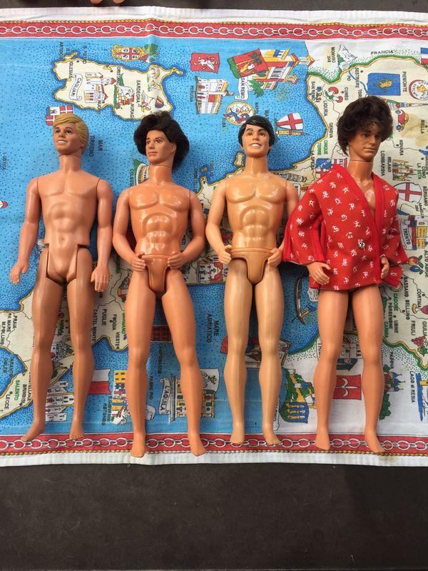 Barbie Puppen 2 x Mattel
