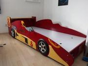 Ferrari Kinderautobett 90/