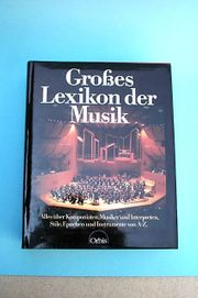 BUCH Großes Lexikon der Musik