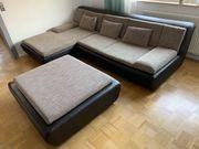 Wohnlandschaft Couch Sessel - Top Zustand