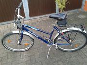 Fahrrad Campus / Safari