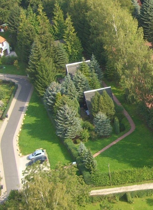 Coole Finnhutte Am Grunen Stadtrand Von Heiligenstadt Zu Vermieten