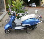 MOTORROLLER 125ccm 90km h GT