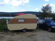 Wohnwagen DDR Aero Qeck mit
