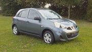 Nissan Micra auf