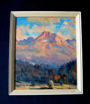 Top altes Gemälde Ölgemälde Hohe