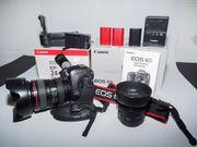 Canon EOS 6D &