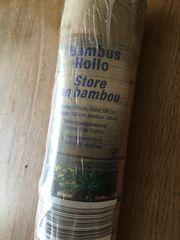 Bambusrollo 100x180 cm