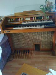 Orgel nur für