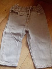 braune Jeans Gr.
