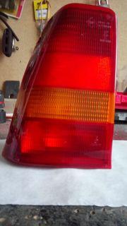 Opel Kadett E Rücklicht Rückleuchte