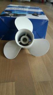 Solas Propeller für 25 PS