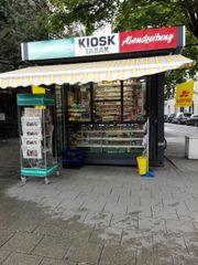 Kiosk zu verpachten