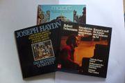 BASF Vinyl Langspielplatten