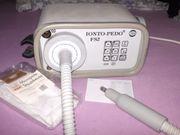 Fußpflegegerät Ionto mit